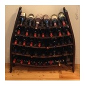 37 Bottle Wine Rack