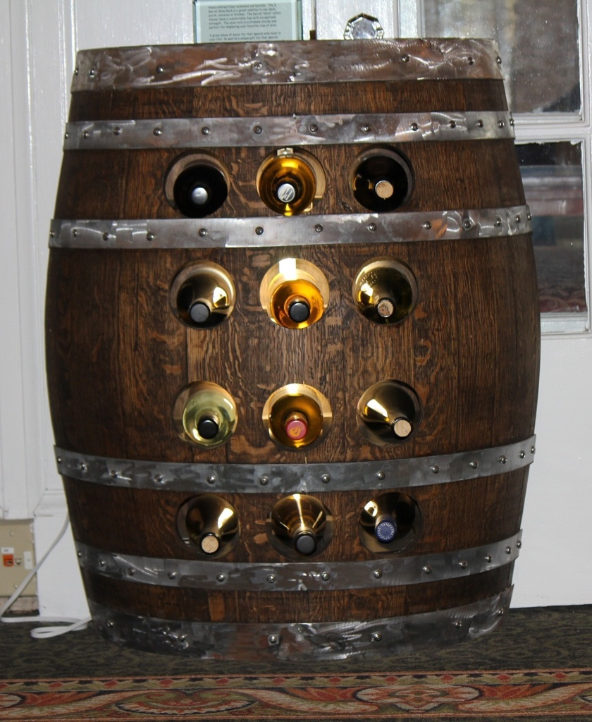 barrel holder products rack bottle delta wine