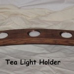 7 Tea Light Stave