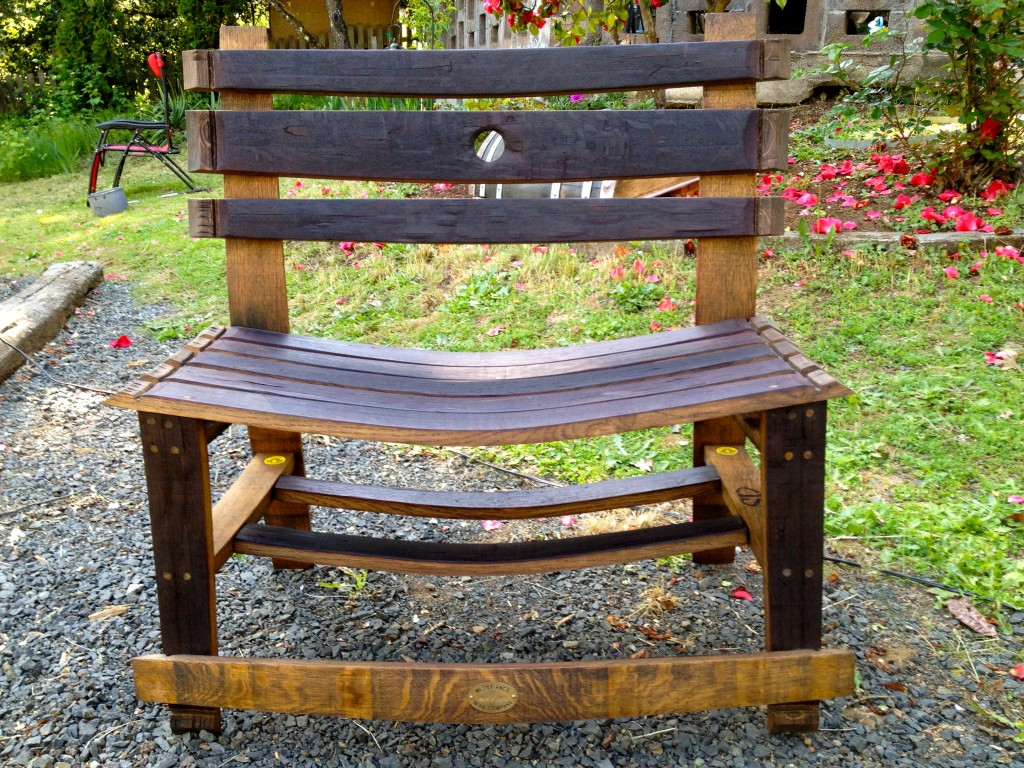 Bench With Back Stave Designsstave Designs
