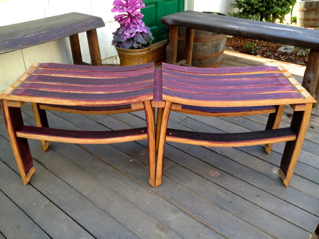 Double Bench Stave Designsstave Designs