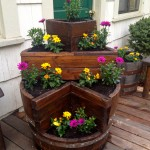 Multi Tier Planter Box